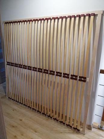 Stelaż drewniany do łóżka o wymiarach 180 x 200