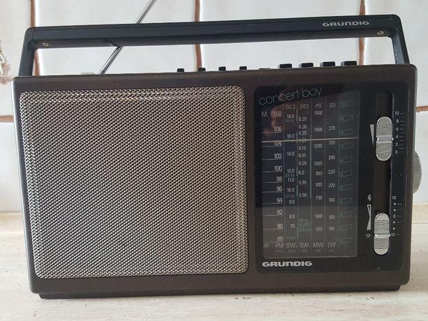 Radio GRUNDIG Concert Boy 225 Zzpraszam