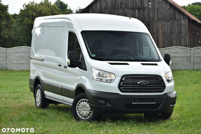 Ford Transit  Klima Podgrzewana przednia szyba Czujniki parkowania Tempomat