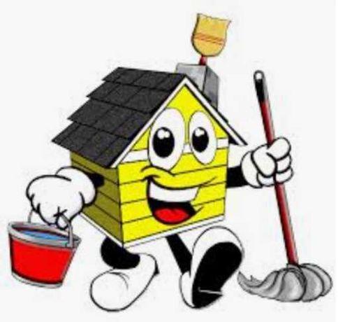 Limpezas domésticas e Empresas, Alojamento Local entre outros