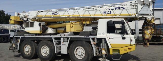 Автокран Faun Grove 50 ton