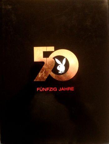 50 lat playboy książka