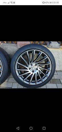 """Sprzedam Koła tomason tn16 Mercedes AUDI VW SKODA SEAT 5x112 18"""""""