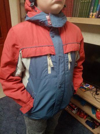 Теплая курточка kiko