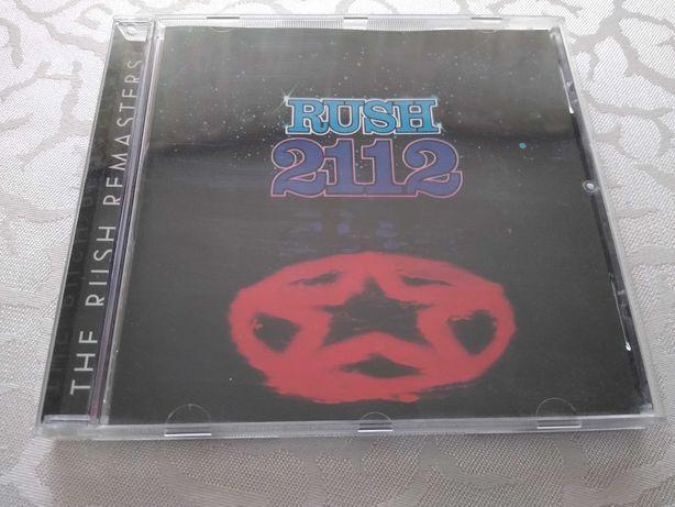Rush cd 2112 - 100% nowa, nie odtwarzana - sprzedam