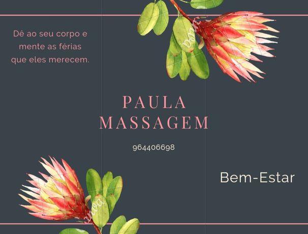 Paula - Massagens Terapêuticas