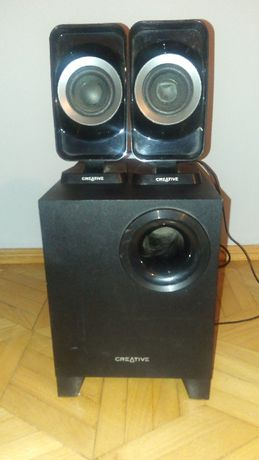 Głośniki i subwoofer Creative 2.1 Inspire T3130