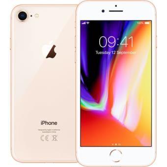 Iphone 8 rosa para peças