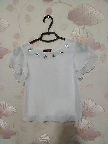 Шифоновая блуза продажа обмен