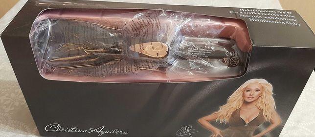 Wielofunkcyjna lokówka Christina Aguilera