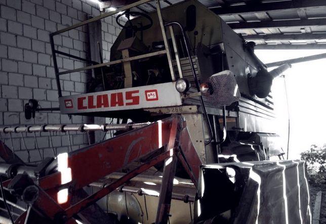 Claas Mercator 70 na części, Heder 3.60, silnik Perkins