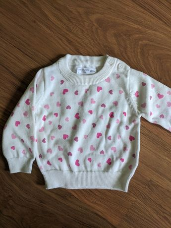 Sweterek Sinsay r. 62