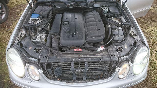 mercedes w 211 3,2 cdi silnik
