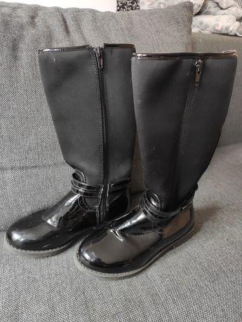 Buty dziecięce kozaki 28