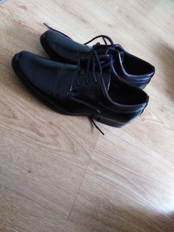 Pantofle chłopięce