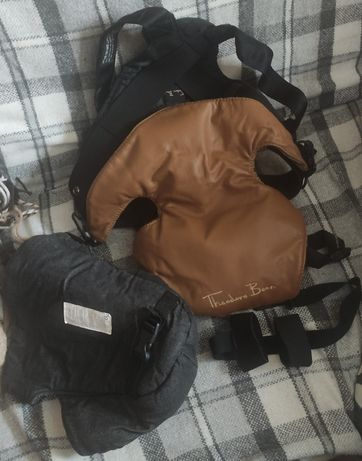 Рюкзак переноска кенгурушка сумка кенгуру Baby carrier Theodore Bean