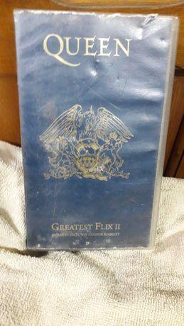 Sprzedam kasety VHS zespołu Queen