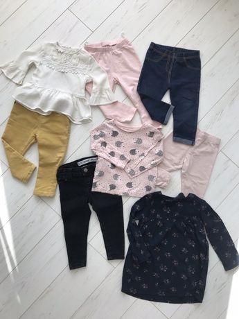Пакет Брендовых СТИЛЬНЫХ вещей на девочку 1-2 года