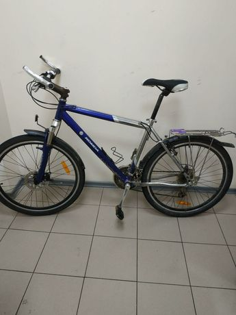 Продам алюминиевый велосипед Komda