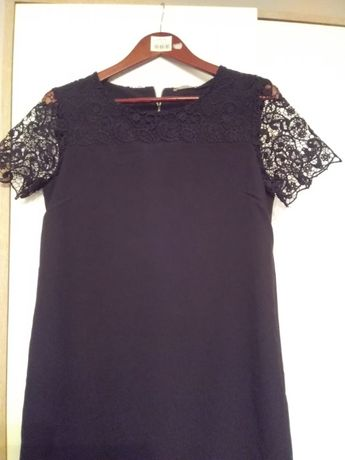 Sukienka czarna roz.38