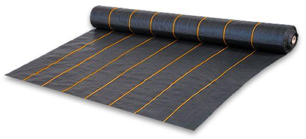 Агроткань чёрная 90 г/м² (1,6*100м) Распродажа