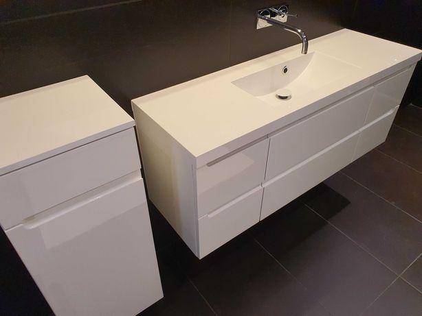 szafki łazienkowe
