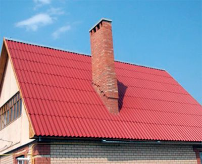 Продам полимерное покрытие для крыши гаража