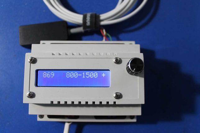 Контроллеры уровня углекислого газа (CO2) для грибницы, теплицы