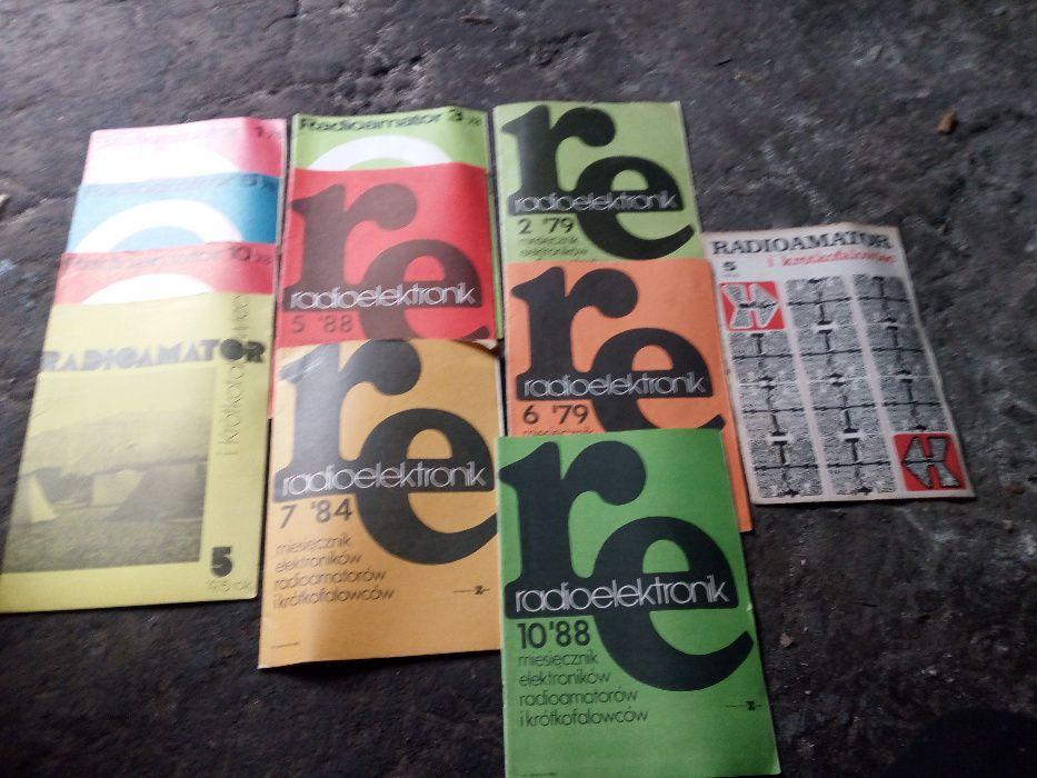 czasopisma radioelektronik