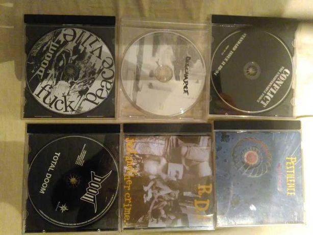 Płyt CD punk rock