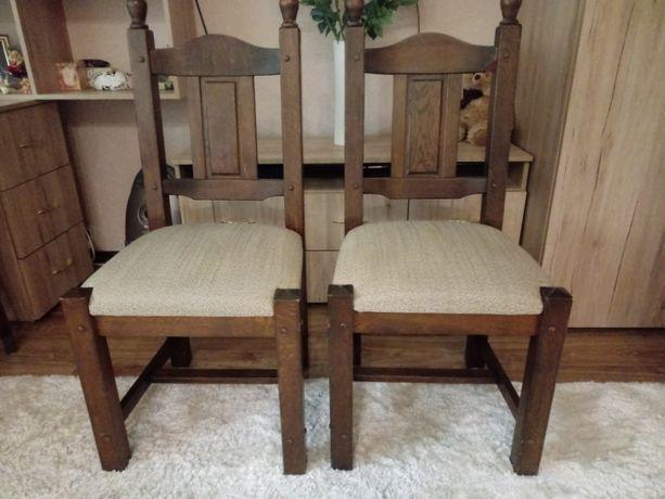 Krzesło antyk 2 szt.