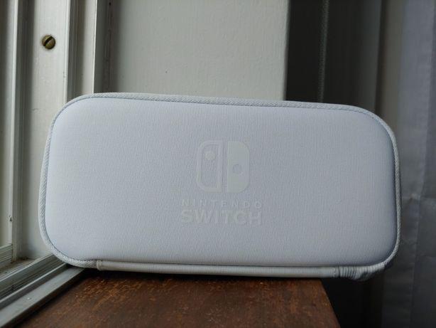 Bolsa oficial Nintendo Switch Lite - branca