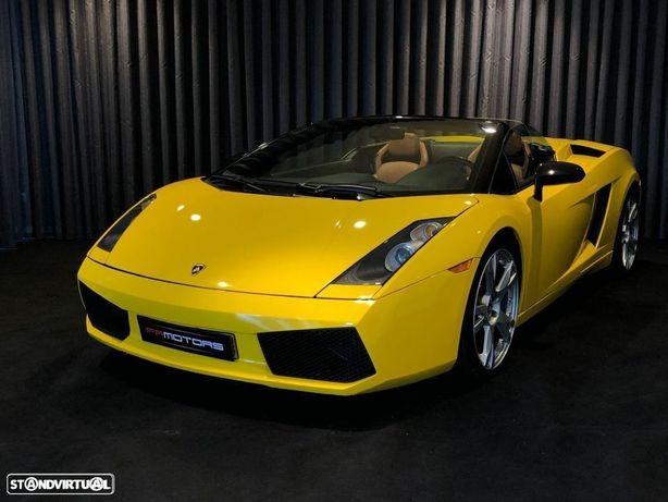 Lamborghini Gallardo Gallardo