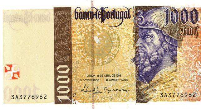 2 NOTAS 1.000$00