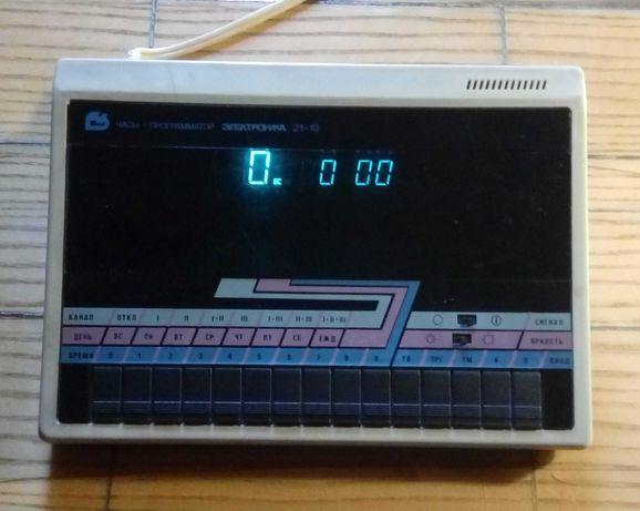 часы-программатор Электроника 21-10