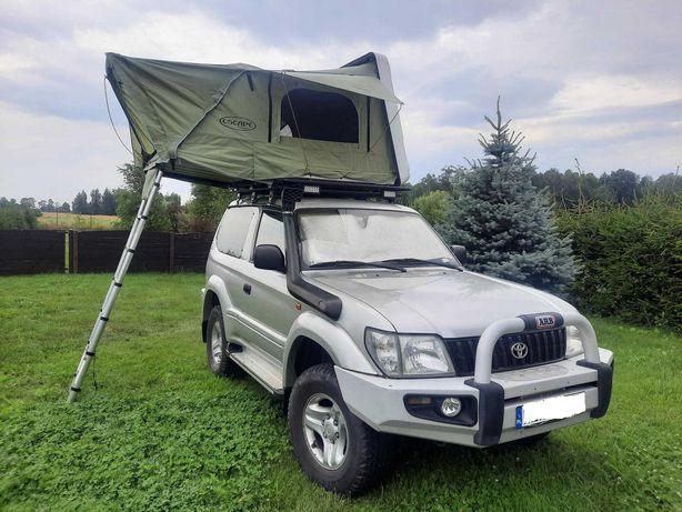 Sprzedam namiot dachowy Escape Vario 160