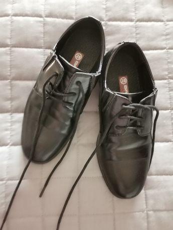 Pantofle chłopięce rozm 28 Badoxx
