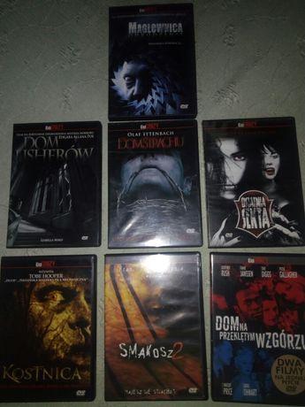 Filmy DVD z serii filmy grozy