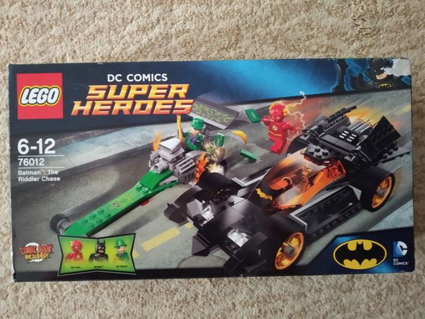 Lego super heroes 76012