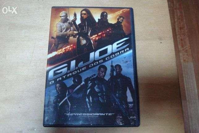 lote 8 dvds originais parte 19
