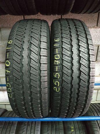 Літні шини 255/70 R16 (111T) CONTINENTAL