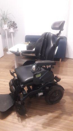 Wózek inwalidzki elektryczny z pionizatorem VITEA CARE