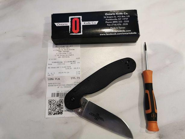 Nóż Ontario Rat 1
