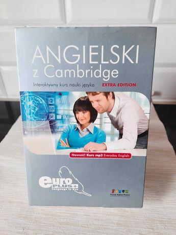 EUROPlus+ Angielski z Cambridge Extra Edition CD