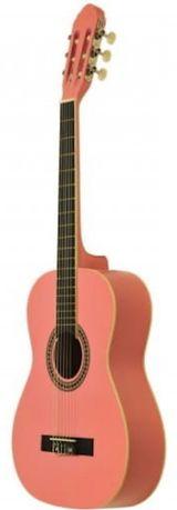 PRIMA CG-1 Pink - gitara klasyczna różowa, rozmiar 1/2 oraz 1/4