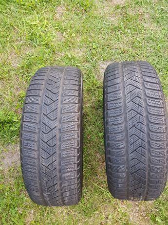 2szt. opon zimowych Pirelli o rozmiarze 215/60/16