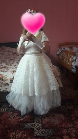 Плаття на випускний в садок