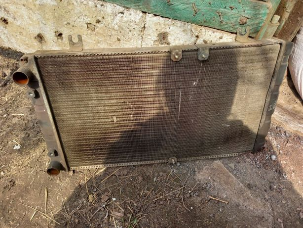 радиатор калина 1118