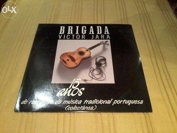 Música Portuguesa - Vinil - Zeca Afonso, Brigada Vitor Jara ,José Cid