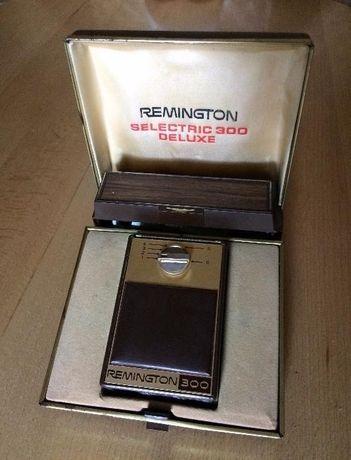 електробритва ретро Remington selectric 300 de luxe